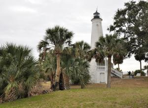 St. Mark's Lighthouse.