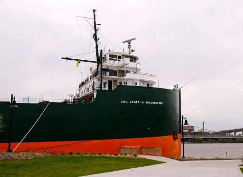 Bulk Lake Freighter Col. James M. Schoomaker