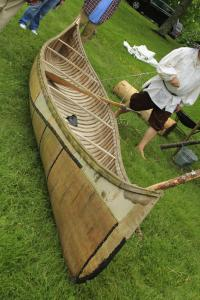 The Birchbark Canoe