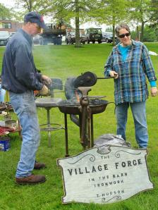 Blacksmiths Photo by Marian Moore Lewis