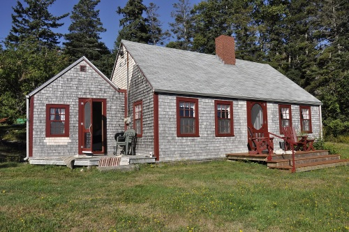 Present Day Cather Cottage