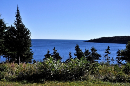Whale Cove, North Head, Grand Manan Island, N.B. Canada